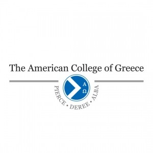 American College of Greece logo