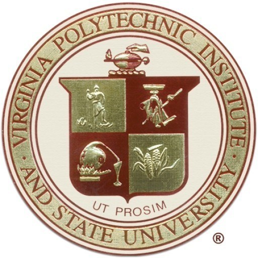 Virginia Polytechnic Institute and State University (Virginia Tech) logo