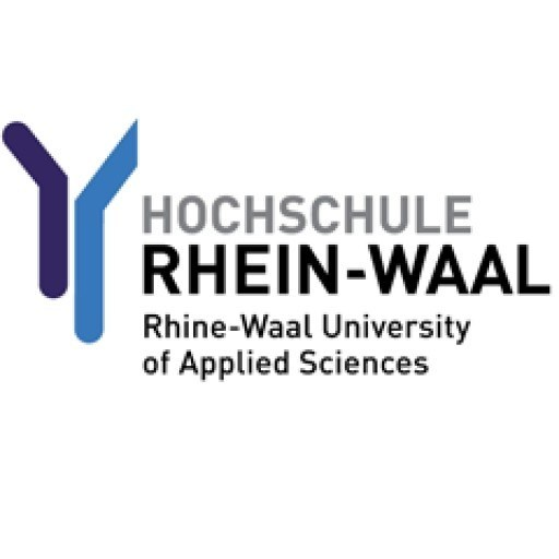 Rhein-Waal University of Applied Sciences logo